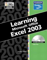 Learning Microsoft Office Excel 2003