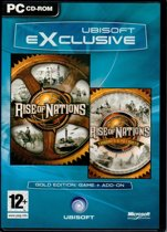 Rise Of Nations Gold 2006 - Windows