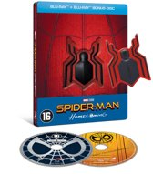 Spider-Man: Homecoming (Blu-ray Steelbook)