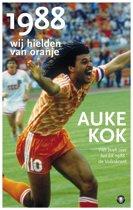 Boek cover 1988 van Auke Kok