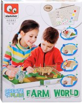 Slammer Create&Play Farm World