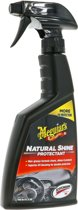 Meguiars G4116 Natural Shine Vinyl & Rubber Protectant 473ml