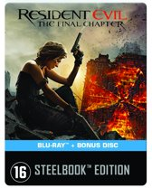 Resident Evil: The Final Chapter (Steelbook) (UV)