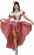 Elfen Feeen & Fantasy Kostuum   Groenlandse IJsprinses   Vrouw   Maat 46   Carnaval kostuum   Verkleedkleding