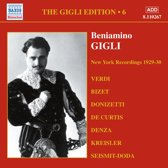 Gigli Edition Vol.6: The New Y