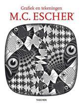 M. C. Escher, Grafiek En Tekeningen
