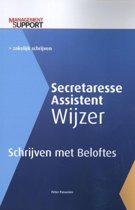 Secretaresse Assistent Wijzer - Schrijven met beloftes