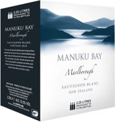 Manuku Bay Sauvignon Blanc Bag in Box - 225 cl