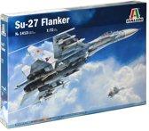 Italeri - Su-27 Flanker 1:72 (Ita1413s)