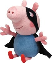 Ty Peppa George Superheld 23cm