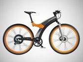 BESV LX1 (oranje)