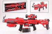 Serve & Protect Shooter 75 cm met vizier & 20 pijlen