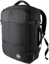 CabinMax Handbagage Uitbreidbaar Rugzak 44L / 55L - Geïntegreerd laptop compartiment - een ideale laptoptas -55x40x20cm - (Uppsala)