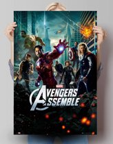 Reinders Poster Avengers - onesheet - Poster - 61 × 91,5 cm - no. 22689