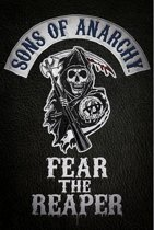 Poster Sons Of Anarchy 61 x 91,5 cm