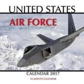 United States Air Force Calendar 2017