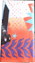Nickelodeon Tafelkleed Blaze 120 X 180 Cm