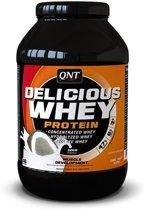 QNT Delicious Whey Protein Eiwitpoeder Eiwitshake  908 gr  kokosnoot
