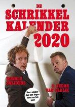 Schrikkelkalender Scheurkalender 2020