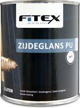 Fitex-Zijdeglans PU-Bentheimergeel G0.08.84-1 liter