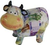 Spaarpot euro koe