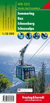 FB WK022 Semmering • Rax • Schneeberg • Schneealpe
