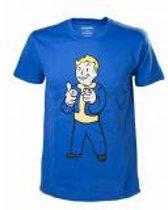 Fallout 4 Vault Boy T-shirt Shooting Fingers - M