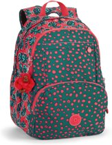 Kipling Hahnee - Laptop Rugzak - Jungle Dot Play