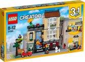 LEGO Creator Parkstraat Woonhuis - 31065