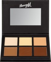 Barry M Flawless Chisel Cheeks Contour Cream Kit