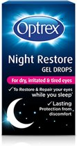 Optrex Night Repair Gel Druppels - Oogdruppels - 10 ml