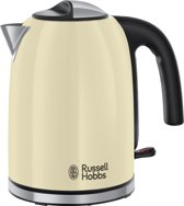 Russell Hobbs Colours Plus+ 20415-70 - 1.7L Waterkoker - Creme