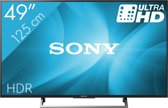 Sony KD-49XE7004 - 4K tv