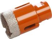 Tegelboor 45 mm droog