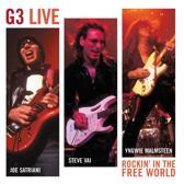 G3 Live Rockin' In The Free World =Joe Satriani/Steve Vai/Yngwie Malmsteen=