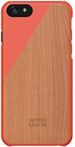 Native Union Clic Wooden iPhone 6 Plus Case - Coral