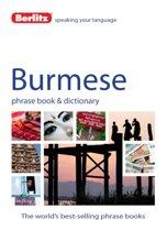 Berlitz Phrase Book & Dictionary Burmese