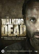 The Walking Dead - Seizoen 1 t/m 4