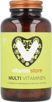 Vitaminstore - Multi Vitaminen - 60 tabletten - Supergoede multi met 1 tablet per dag formule