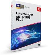 Bitdefender Antivirus Plus 2020 - 2 jaar/3 apparat