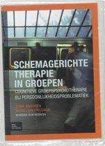 Omslag van 'Schemagerichte therapie in groepen / Werkboek voor patienten'