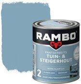 Tuin - & Steigerhout 750 ml Petrol Blauw 1142