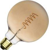 E27 4W Supreme Goud Gloeidraad Led Lamp 2000-2500K Dimbaar G125