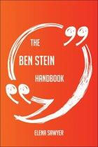 The Ben Stein Handbook - Everything You Need To Know About Ben Stein