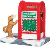 Lemax - Santa's Mailbox