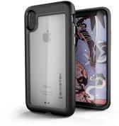 Ghostek Zwart Atomic Slim Case iPhone X