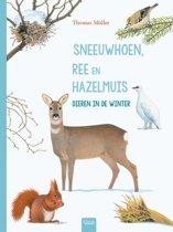 Sneeuwhoen, ree en hazelmuis