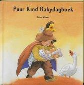 Puur kind babydagboek