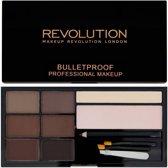 Makeup Revolution Ultra Brow � Medium to Dark