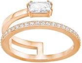 Swarovski Gray White Ring 5286716 (maat 58)